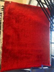 NEW Enchanted Wonderland Red 5'x 8' Area Rug