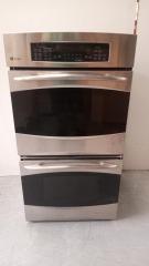 GENTLY USED GE Profile Double Oven
