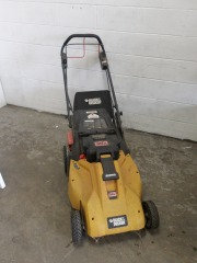 GENTLY USED Black and Decker Cordless Mower