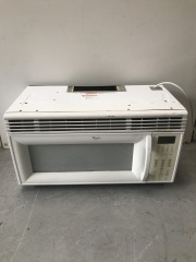 GENTLY USED Whirlpool Microwave