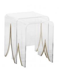NEW Acrylic Nesting Tables