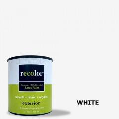 White Exterior 5 Gallon
