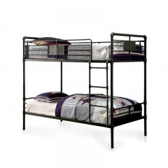 BRAND NEW Black Metal Bunk Beds