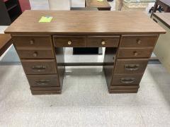 Multidrawer Desk