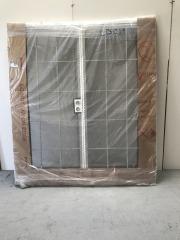 NEW Double Security Screen Door 74\