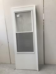 GENTLY USED Exterior Door 29\