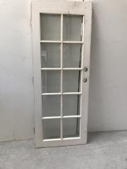 GENTLY USED Exterior Door 30\