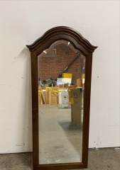 GENTLY USED Hanging Mirror