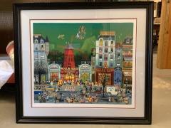Moulin Rouge 1977 by Hiro Yamagata