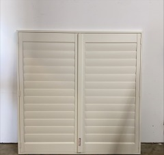 GENTLY USED Double Window Shutter 65\