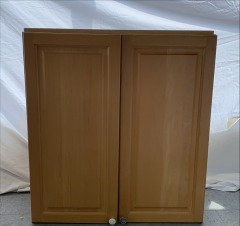 GENTLY USED Upper Cabinet 33\