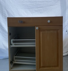 GENTLY USED Base Cabinet 30\