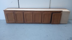 GENTLY USED Upper Kitchen Cabinet 95\
