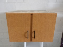 GENTLY USED Kitchen Cabinet 30\