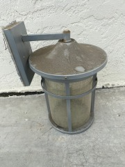 GENTLY USED Porch Light