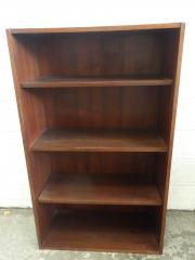 GENTLY USED Book Shelf