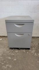 GENTLY USED Rolling File Cabinet