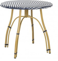 NEW Kylie Rattan Bistro Table