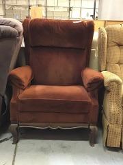 Vintage Brown Chair