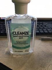 8 oz. Cleanze Hand Sanitizing Gel