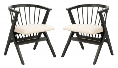 NEW Noah Spindle Dining Chair (Set of 2)