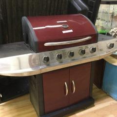 Brinkman 5 burner Gas Grill - HARDWARE