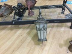 Wall Mount Porch Light - LAMPS\/FIXTURES