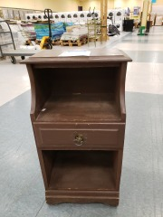 SIDE TABLE W\/ DRAWER D.I.Y OPTIONS