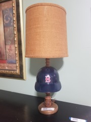 Red Sox Table Lamp