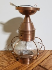 1 Bulb Ceiling Light