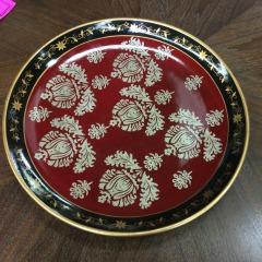 Large Decorative Platter - HOUSEWARES