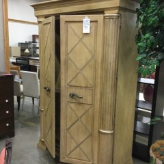 XL Entertainment Cabinet from Drexel Heritage - GENTLY USED FURNITURE