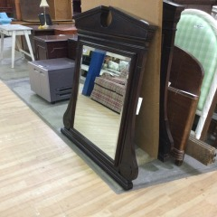Hickory White Mirror - BETTER\/NEW FURNITURE