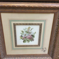 Print of Floral Bouquet - ARTWORK\/PRINTS FURNITURE