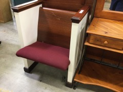 Church Seat - GENTLY USED FURNITURE
