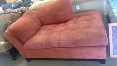Coral Reef Colored Chaise Lounge