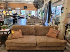 Corinthian Paisley Sofa