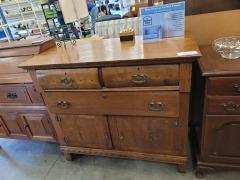 Vintage Oak Buffet