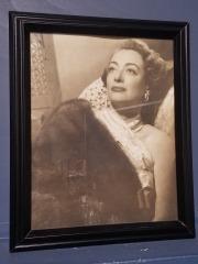 Joan Crawford Framed Art