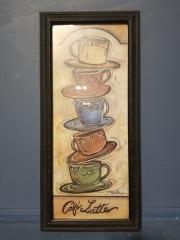 Cafe Latte Wall Decor