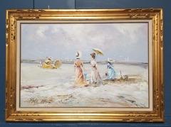 Marie Charlot Painting