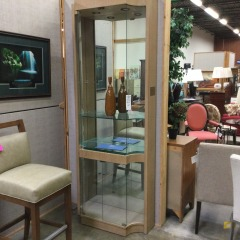 Large Christian Dior DIsplay Cabinet - BETTER\/NEW F