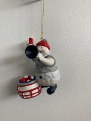 Coolest Fans Ornaments - Patriots