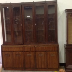 Bernhardt 2 Piece China Cabinet (AS IS) - GENTLY USED FURNITURE