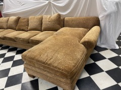GENTLY USED Sectional