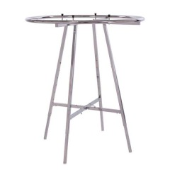 Round Foldable Clothes Rack