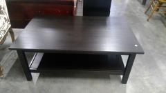 Large Dark Coffee Table