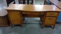 Oak Vintage Desk