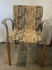 GENTLY USED Mid Modern Chair