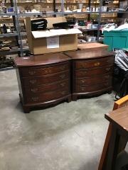 (2) Vintage Lexington Furniture Co.- Arnold Palmer Home Collection- Medium Dressers